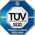 TUEV Production safety 120